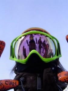 Rocky Mountain Snowboarder