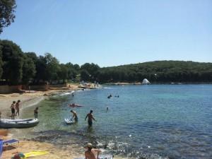 Campingplatz Porto Sole in Vrsar direkt am Meer