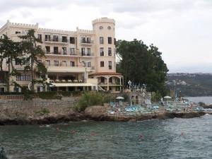 Opatija Hotel am Meer