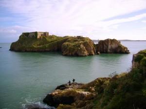 Küste Tenby