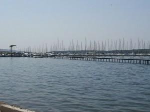 Marina in Punat auf Krk