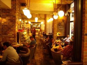 Wales - Cardiff Café