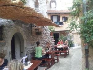 Restaurant Tramerka in Volosko