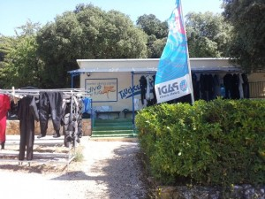 Starfish Diving Center in Vrsar