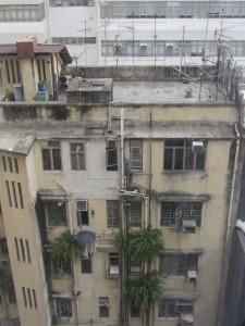 Wohnhaus in Hongkong Island