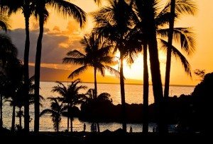 Unglaublicher Ausblick auf Oahu