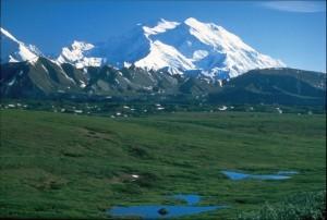 Atemberaubende Natur in Alaska