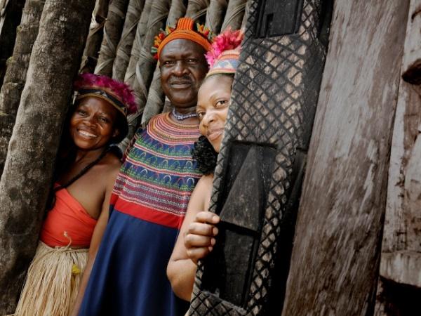 aus kamerun wandern