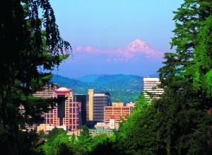 Mount Hood in Portland