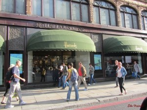 Harrods in London