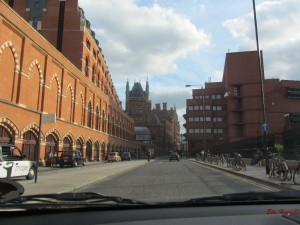 St. Pancras in London