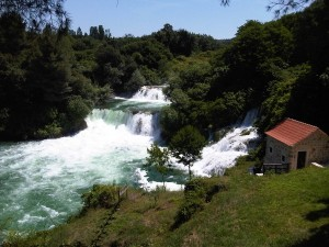Der Krka-Nationalpark