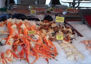 Bergens Fischmarkt - Landausflug der FTI Berlin
