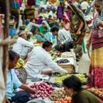 Markt in Rajasthan