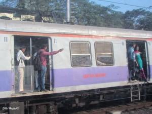 Nahverkehrszüge von Mumbai
