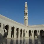 Oman – Eine Moschee und sehr viel Sand