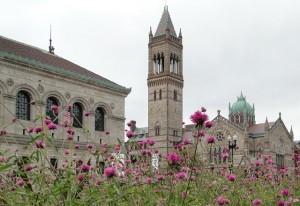 historisches Zentrum von Boston, USA
