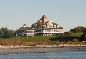 Strandhaus in Newport
