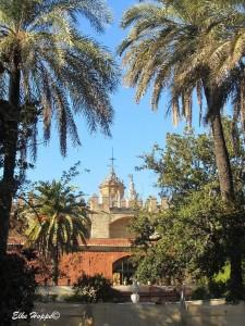 die Alcazába von Sevilla