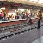 Mit der indischen Eisenbahn von Nashik nach Aurangabad