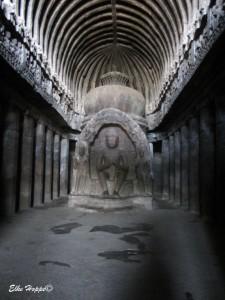 die Chaitya Höhle