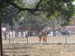 Dorfleben in Maharastra