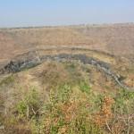 Ajanta , die buddhistischen Höhlen bei Aurangabad