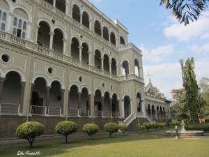 der Aga Khan Palast