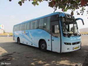 mein Bus nach Pune