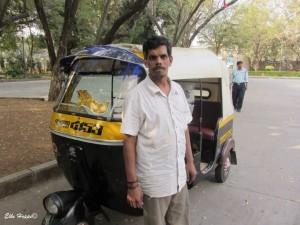 mein heutiger Tuktuk-Fahrer