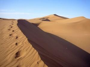 Erg Chegaga Dünen in Marokko