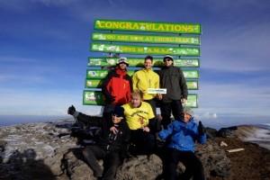 Kilimanjarobesteigung für sportliche Bergsteiger