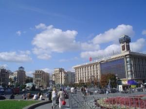 Maidan - Kiew