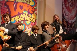 Madame Tussaud Beatles