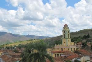 UNESCO-Kulturerbestadt Trinidad