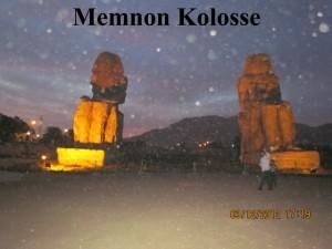 Memnon Kolosse