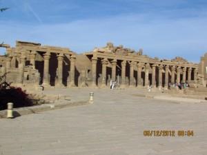 Beeindruckende Tempel in Philae
