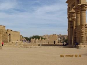 ägyptische Architektur