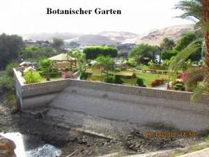 Botanischer Garten am Nil