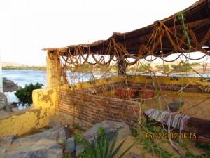 Fischernetze am Nil