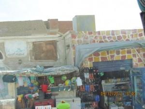 Souvenirladen in El Qusir