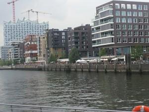 Promenade Hamburg Hafencity