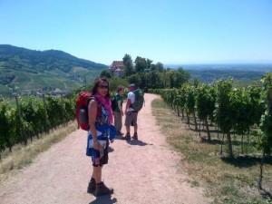 Wandern für Alleinreisende im Schwarzwald