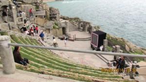 Minack Theater Panorama