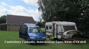 Canterbury Campsite