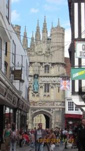 Canterbury Innenstadt