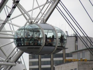 Kabine London Eye