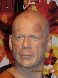 Madame Tussauds Bruce Willis