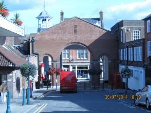 Stadtbesichtigung Guildford