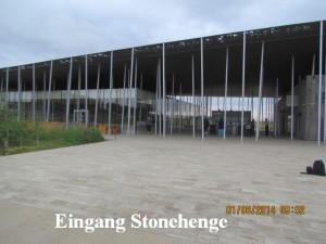 Eingang Stonehenge